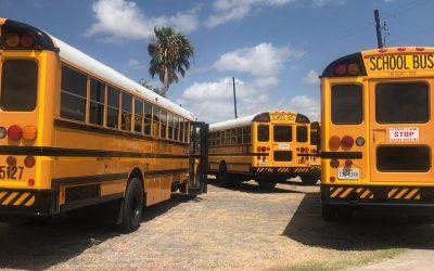 School Bus Behaviour