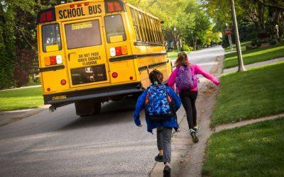 School Bus Left Students Stranded