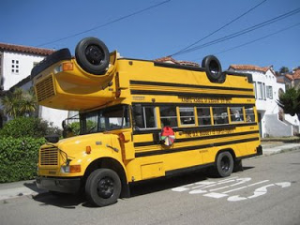 How Normal is Your School Bus